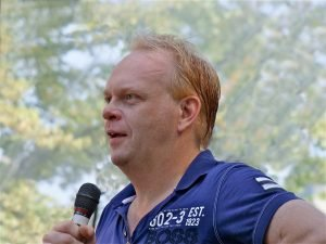 Frits Huffnagel Gay Pride